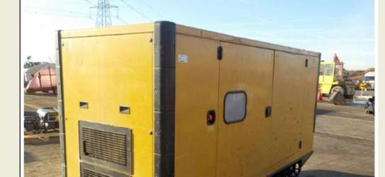 Uk used cat 200kva generator 2011