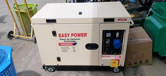 Easy power diesel genereta image 1