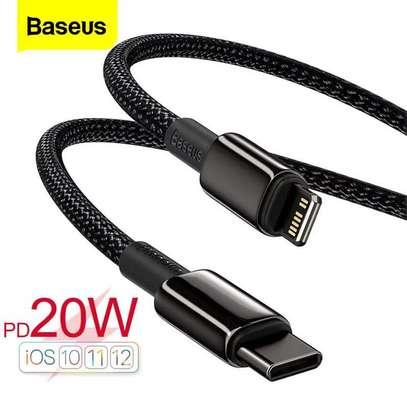 Baseus Data Cable Type-C to iP PD 20W image 2