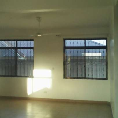 2 bdrms Clean unfurnished apartment to let at Sinza.