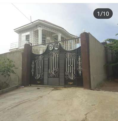 4bed house for sale at kigamboni kibada 600sqm tsh 90 milion image 1