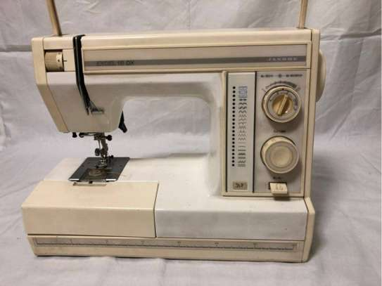 EXCEL SEWING MACHINE image 1