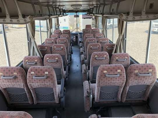 1996 Mitsubishi AERO BUS 46SEATER TSHS 50MILLION ON THE ROAD image 8