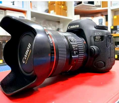 canon 6D mark ii with 24~105 image 1
