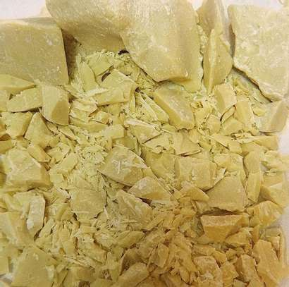 Raw cocoa butter image 1