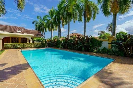 a fully furnished villas are for rent at mbezi beach road to whitesands image 2