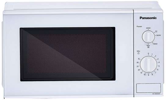 Panasonic Microwave Oven 20L Manual image 2