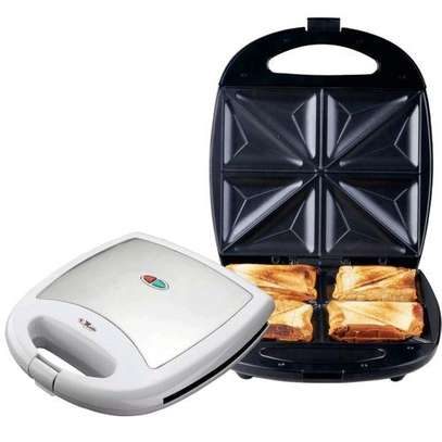 BRAND NEW ELECTRO MASTER WAFFLE GRILL MAKER....75,000/= Tzs. image 1