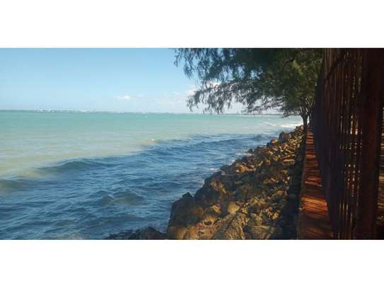 beach house at mbezi beach 2bed  with big compound image 11