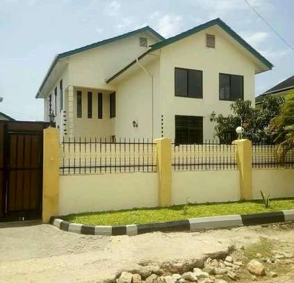 a standalone house is for rent at mbezi beach very near shoppers plaza image 1