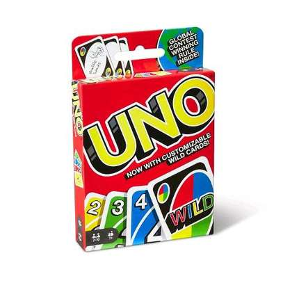 UNO Card Game image 1