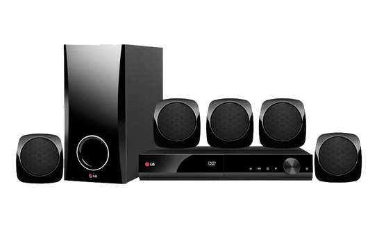 LG Music  Home Theater - Bluetooth LHD427 image 1