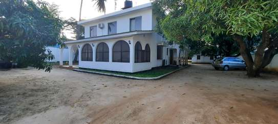 a 7huge bedrooms within 5self contained house,3units in same compound is now available for sale at MIKOCHENI easily accesible it can be residantial or for office image 1