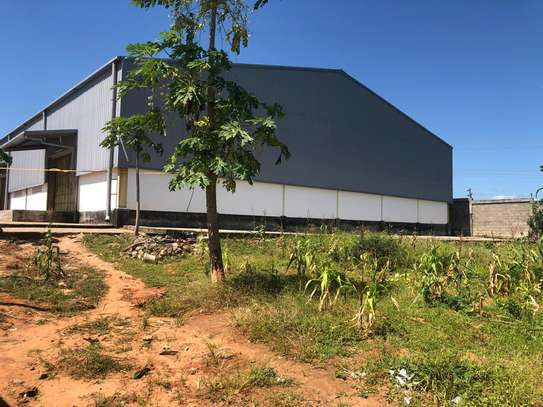 Warehouse for sale at Kibaha on main Road. image 1