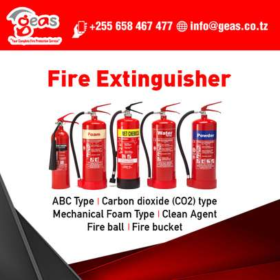 Fire Extinguisher image 1