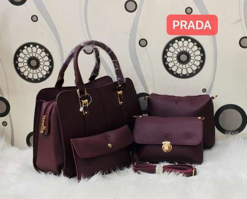 Prada Handbags all