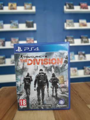 Tom Clancy's The Division ps4 game image 1