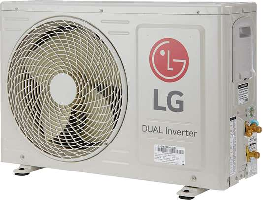 LG SPLIT UNIT WITH INVERTER BTU24000 image 1