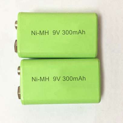 RECHARGEABLE Ni-MH 9V BATTERY image 6