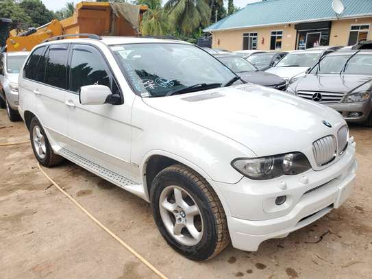 2005 BMW X5 Chassis Number
