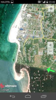 KENDWA SEASIDE PLOT FOR SALE IN ZANZIBAR ISLAND image 6