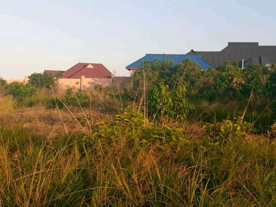 840 SQM. Plot with Title Deed at Bunju A/Fanaka image 1