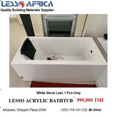 LESSO BATHTU/ACRYLIC BATHTUB/IMPORTED BATHTUB/BATHTUB SIZE