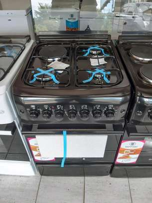 Westpoint 3Gas+1Electric Cooker image 1