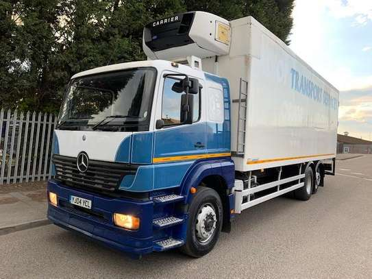 2003 Mercedes-Benz ATEGO 2528 FRIDGE 6X2