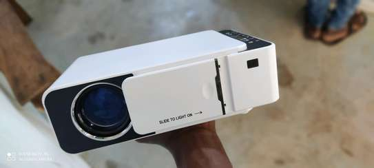 Projector image 1