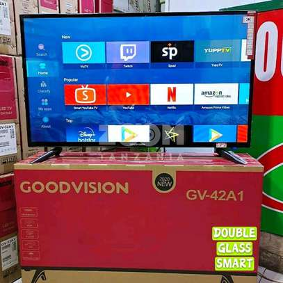 GOODVISION INCH 42 SMART TV AVAILABLE image 1