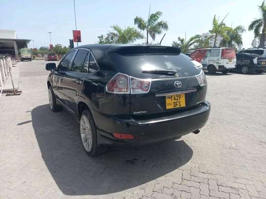 2008 Toyota Harrier image 4