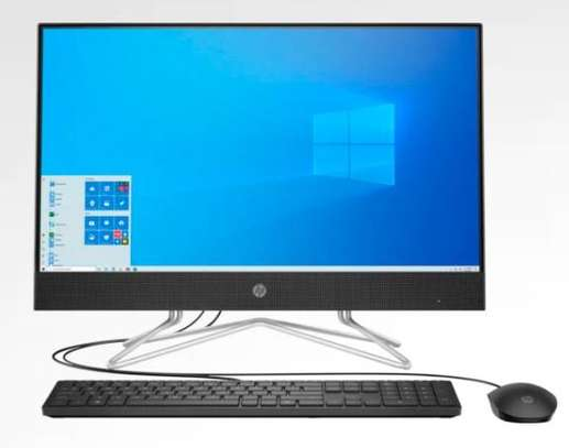 HP All-in-One – 24-df0130m image 1