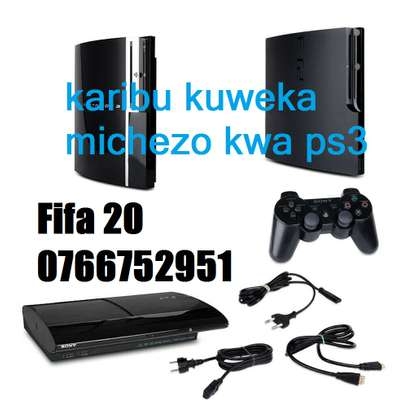 Ps3 and Ps4 Game installation