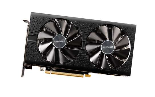 SAPHIRE PULSE RX 580 4GB G5 GRAPHICS CARD image 3