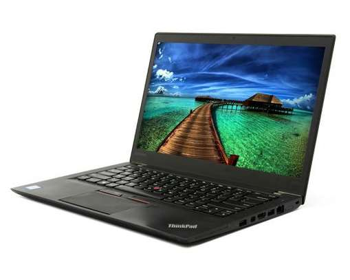 Business laptop Lenovo T460s 14 Touchscreen Core i5 8GB memory 256 SSD
