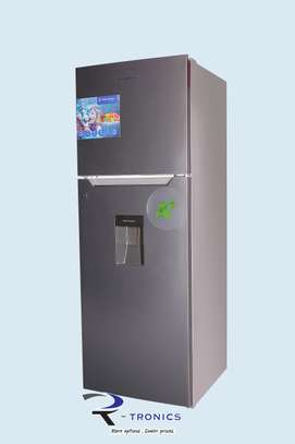 Westpoint Nofrost Refrigerator With Water Dispenser 344L – Inox