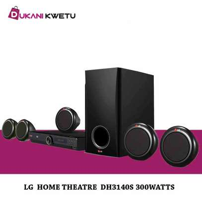 LG Music  Home Theater - Bluetooth LHD427 image 3
