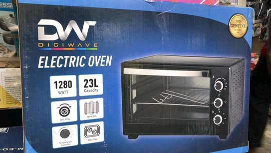 Digiwave Electric Oven 23L 1280w DW-EO15023N image 1