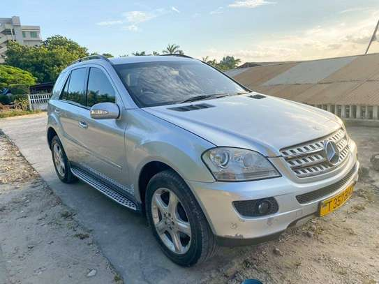 2006 Mercedes-Benz ML 320 image 8
