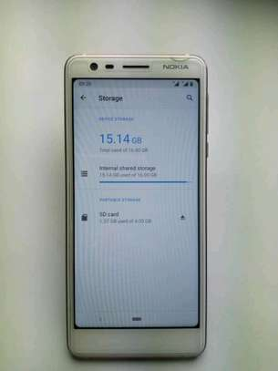 Nokia 3.1 Android version. image 6