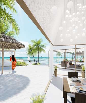 5 Bedrooms Villa with a private Pool and free access to the beach club image 6