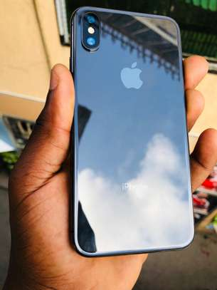 mobile iphone x 64gb very clean image 1