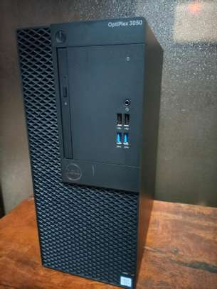 Dell optiplex 3050 7th generation core i5 gaming rendering and graphic designing pc image 2
