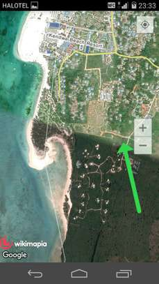 KENDWA SEASIDE PLOT FOR SALE IN ZANZIBAR ISLAND