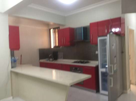 Three bedrooms apart full furnished upanga for rent