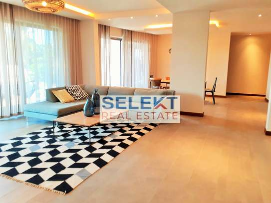 3 Bedroom Modern Apartment in Upanga image 1