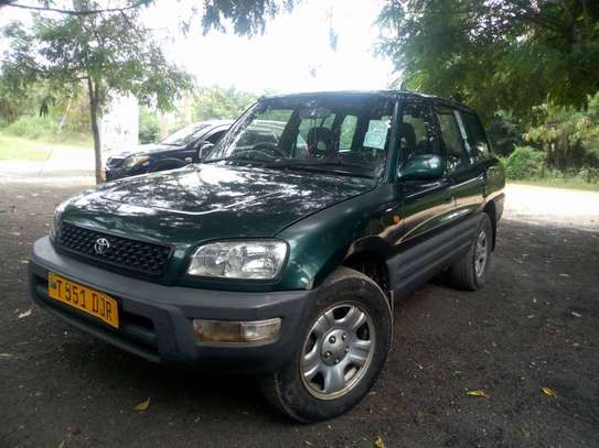 2002 Toyota Rav-4 Old model image 1