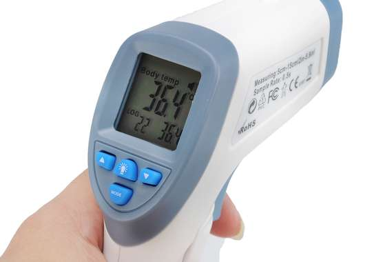 Infrared Non Contact Body Temperature Thermometer