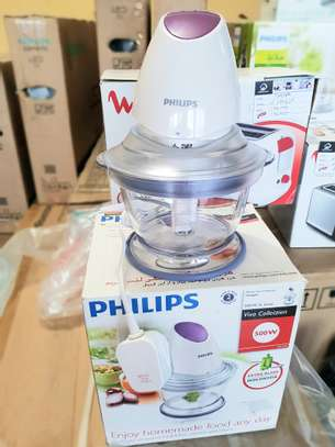 PHILIPS VIVA COLLECTION CHOPPER HR1397 image 1
